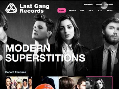 LGR Home page big-background-image helvetica pink black