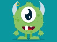 Cute Kid Monster