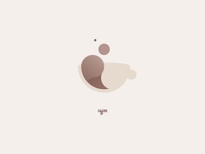 Cuppa Joe branding icon vector illustration ux ui flat design coffee