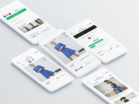 Redesign of ASOS product page