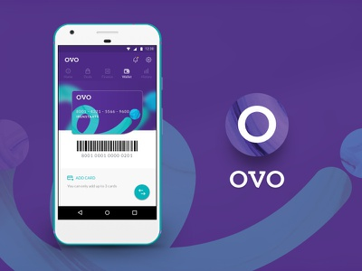 OVO  payment application mobile fintech