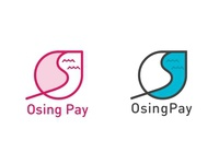 OsingPay Brand Identity branding brand identity logo