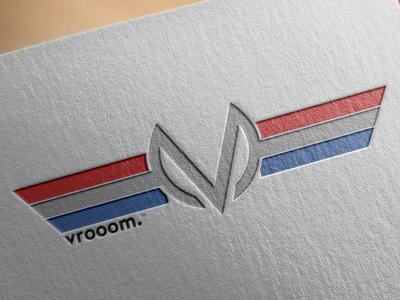 Vrooom Logo