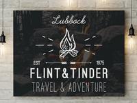 Flint & Tender Logo