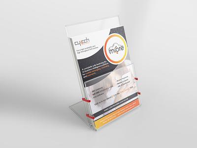 CYTECH Flyer Design graphic design flyer design