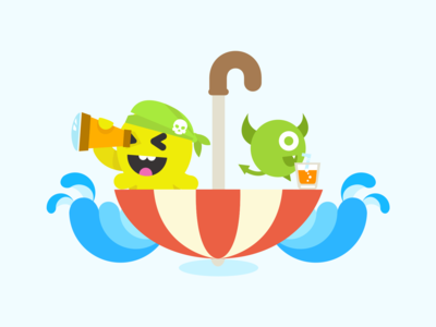 Mascot Theme of Jr. Otco and his friends