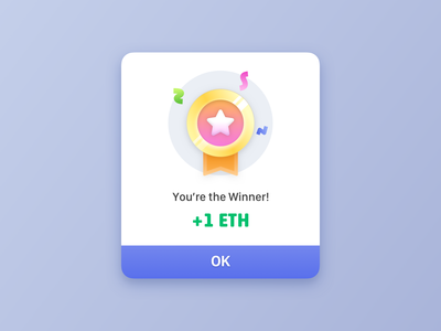 Wining role status card