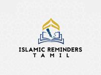 Islamic Reminders Tamil Logo Design