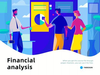 Financial analysis brainstorming data analysis