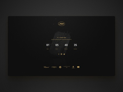 Daily UI - Countdown Timer