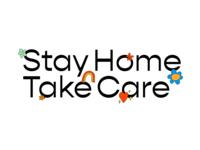 Stay Home Take Care logo