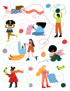 Knitters — Knit One Crochet Too