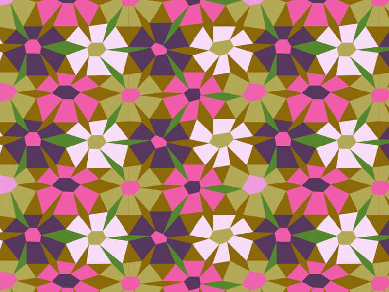 Flower Pattern 2 leah schmidt leahschmidt leahschm color drawing design illustration pattern flowers flower