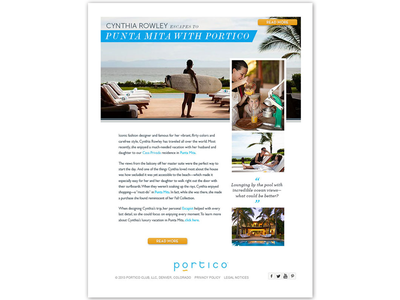 Email newsletter graphic design email newsletter email blast html email design travel hospitality