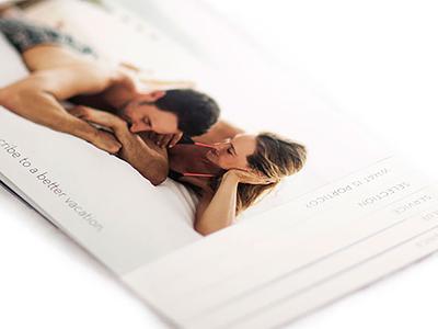 Portico Direct Mail print design layout design graphic design design brochure direct mail