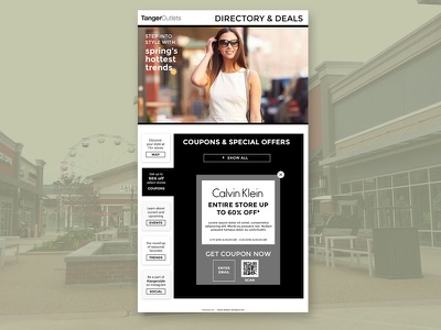 Mall Directory navigation digital interactive interaction design graphic design design mall directory