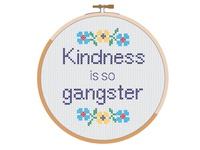 Cross Stitch Dribbble