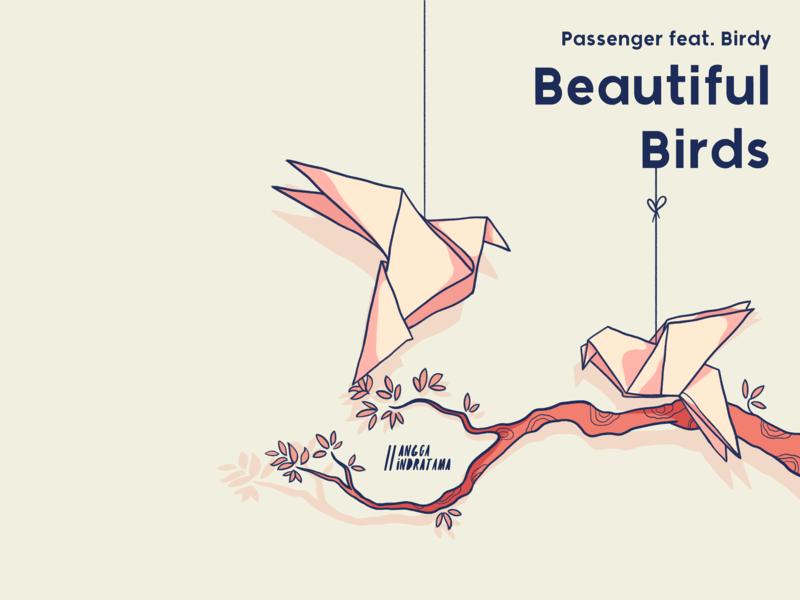 Beautiful Birds by Angga Indratama on Dribbble