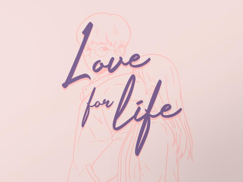Love For Life By Angga Indratama On Dribbble
