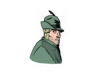 Character Design - Alpino