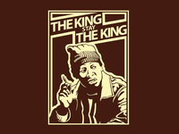 The Wire tshirt - D'Angelo Barksdale