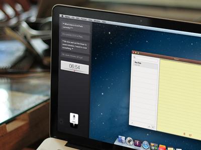 Sinus App for OS X sinus osx mac siri