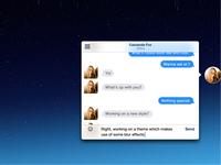 iOS 7 like Chat Heads