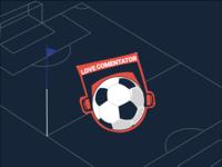 Love Commentator logo