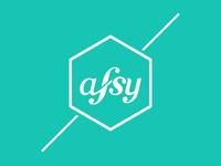 Afsy Logo Design