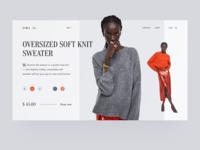 Daily UI Design Challenge #003 — Landing page