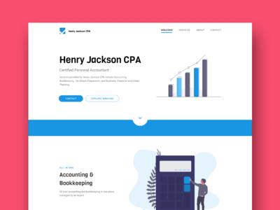 Henry Jackson, CPA