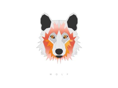 Animal Icon - Wolf