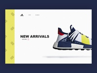 Adidas™ UI