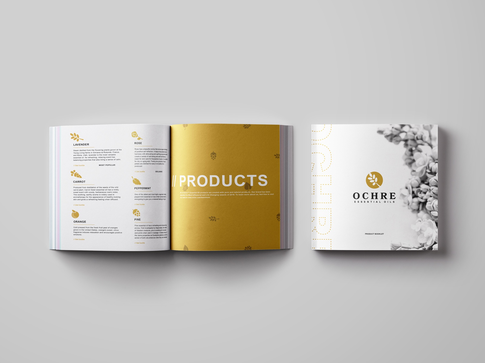 Ochre Product Booklet booklets editoral branding typography vector illustration inspiration post illustrator gfx graphics design logo brochure design booklet product booklet ochre