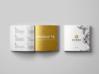 Ochre Product Booklet