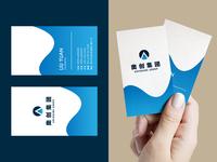 Aochuang Business Card