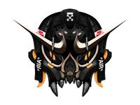 Air Presto Skull Mask