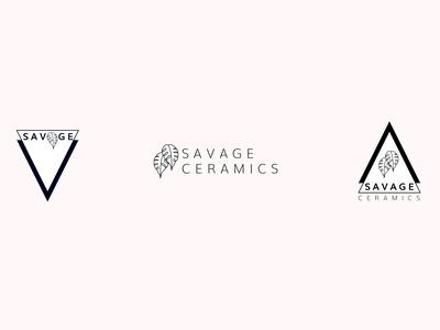 Savage Ceramics Logo