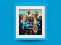 Deloitte Digital Frame #01 - American Gothic