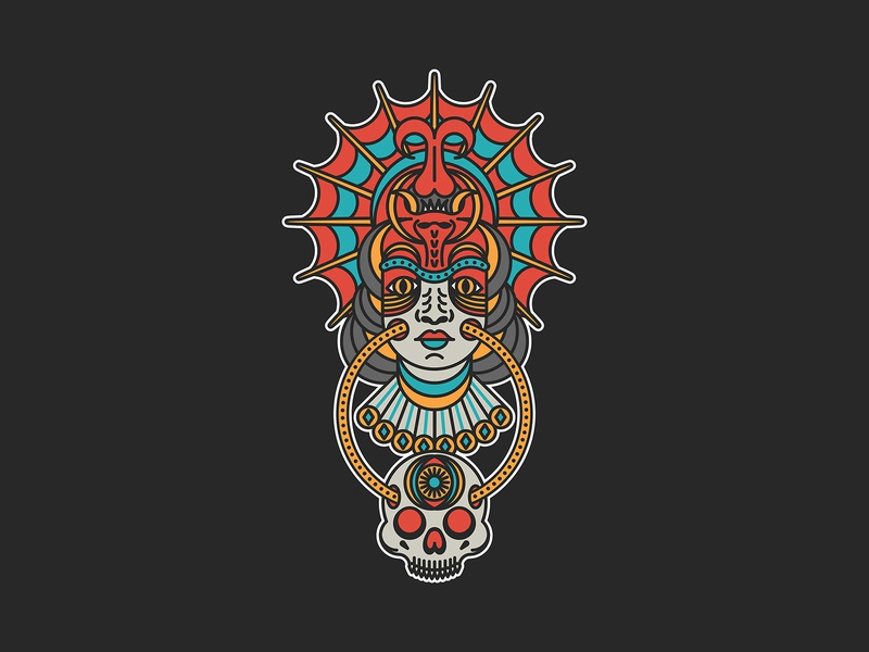 Two Faced By Nolan Fleming Dribbble Dribbble