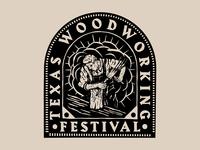 Texas Woodworking Festival - Arch Design