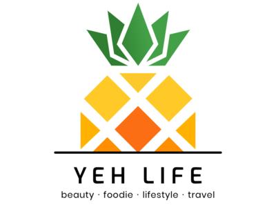 Pineapple Liz vector design typograpgy sketch logo illsutration branding