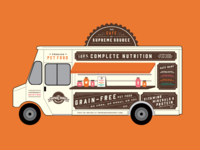 Mobile Dog Treat Truck Concept