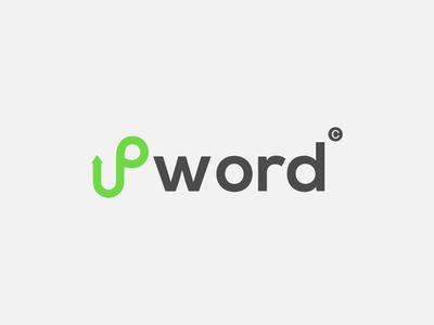 Up Word company logo