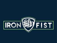 IRON FIST company logo