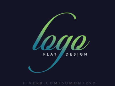 I will design modern minimalist logo