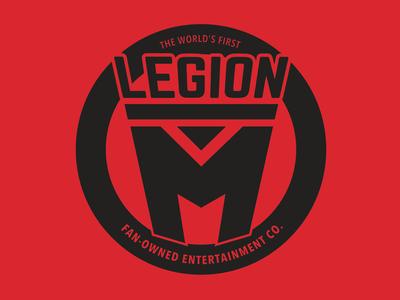 Legion M Tee Design