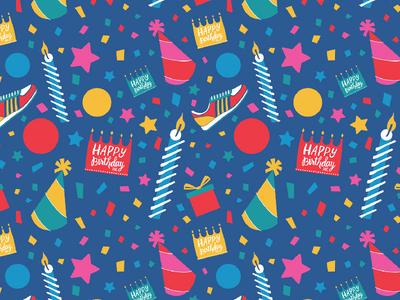 Happy Birthday, Inc. Pattern