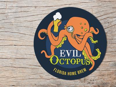 Evil Octopus, Florida Home Brew