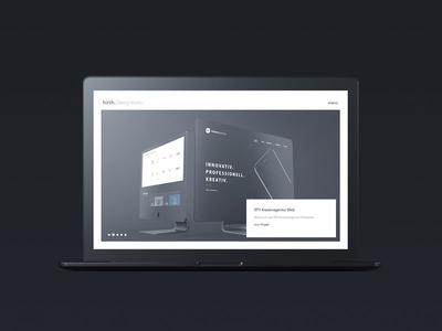 personal web / first shot minimal simple webdesign clean flat digital space white minimalistic web design ux ui